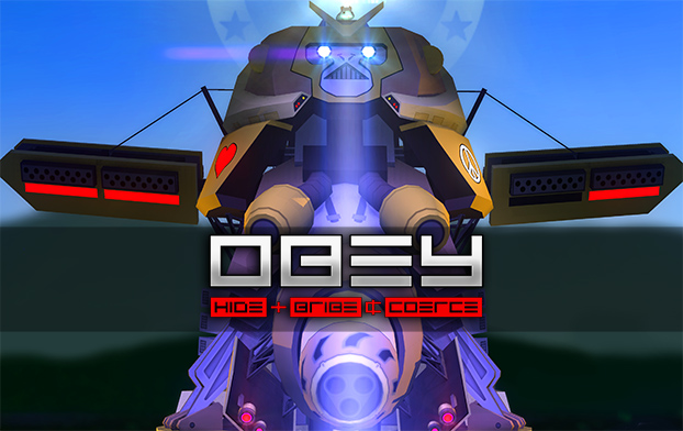 OBEY | Asymmetrical Multiplayer Action Game